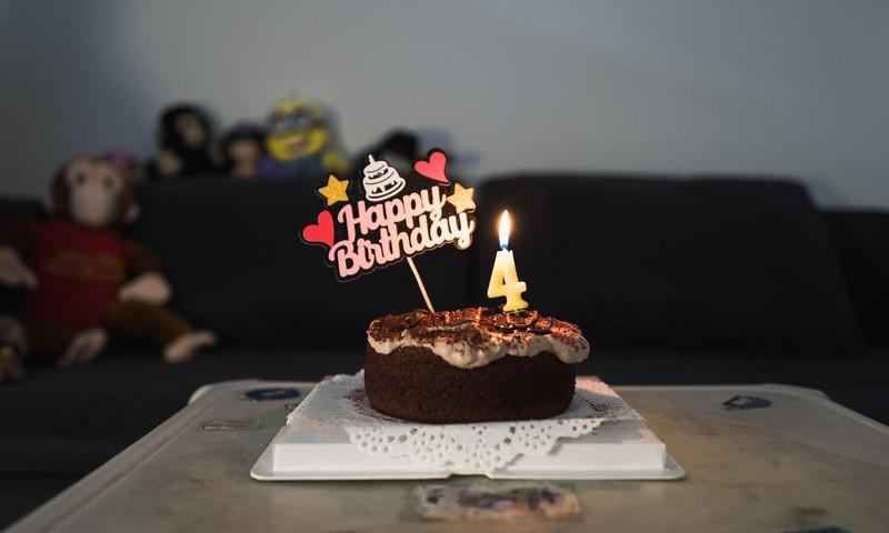 Mida teha, kui lapsel on koroona-ajal sünnipäev?