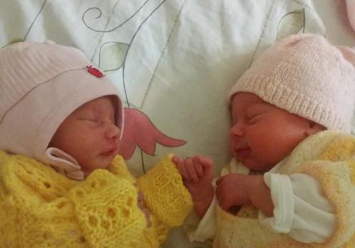 Sünnilugu: Kuidas Helena ja Marie siia ilma said
