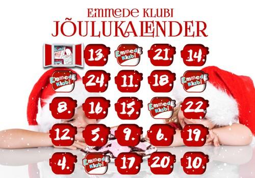 Emmede Klubi jõulukalender: 7. detsember