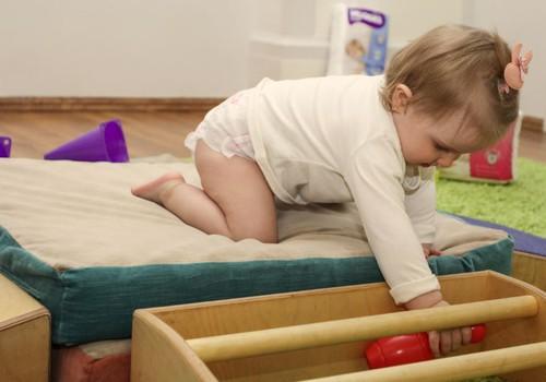 Kuidas luua kodus üheksakuusele lapsele sobiv keskkond?