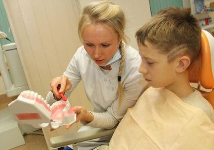 Hambaarsti juurde