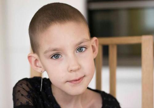 Väike Annabel sai vähist vabana haiglast välja
