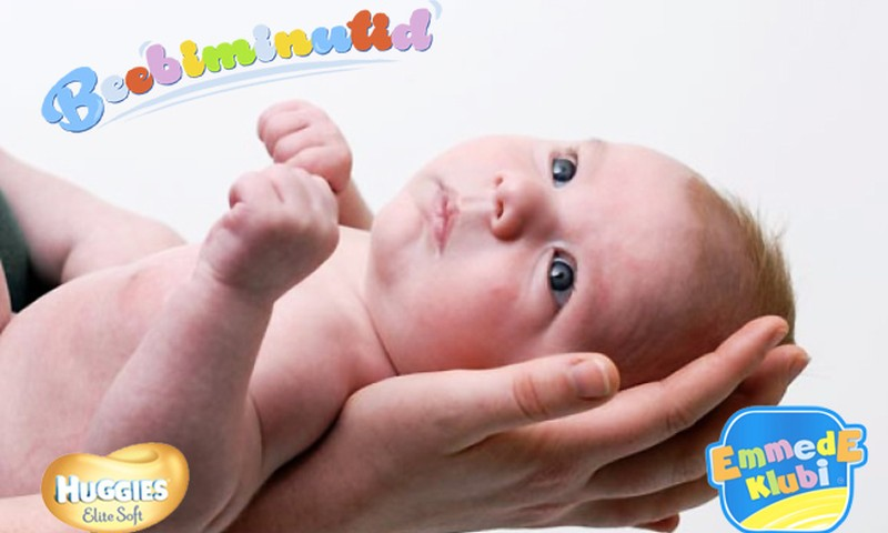 VIDEO! Beebiminutid: Vastsündinu tõstmine ja süles hoidmine
