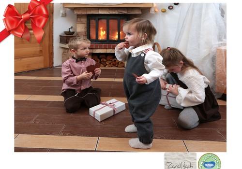 Huggies® pühadekingituste kataloog: Zanzibach - stiilsed riided looduslikest materjalidest!