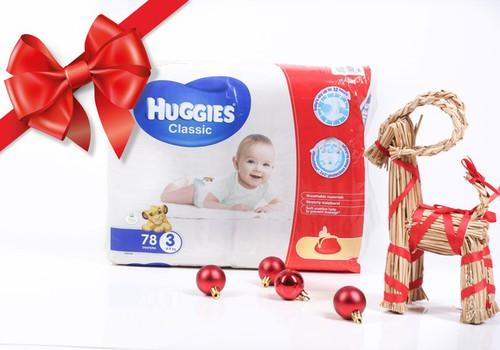 Jõuluootus koos Huggies® Classicuga: igapäevane advendikalender suurepäraste auhindadega!