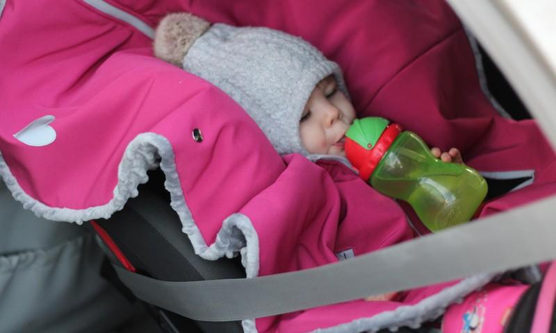 Raqueli elu kaksikutega: Turvalisemad autosõidud tänu Ristiema pontšodele